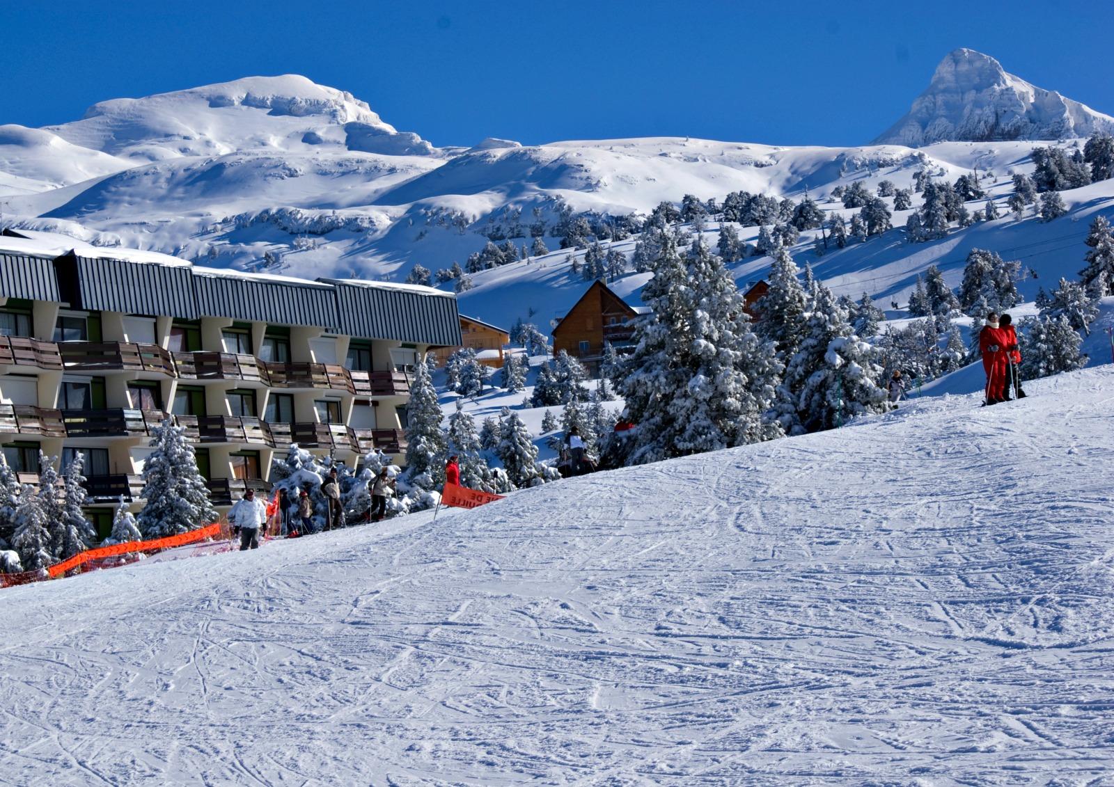 Station de ski la pierre saint martin arette 64 - Office de tourisme la pierre saint martin ...