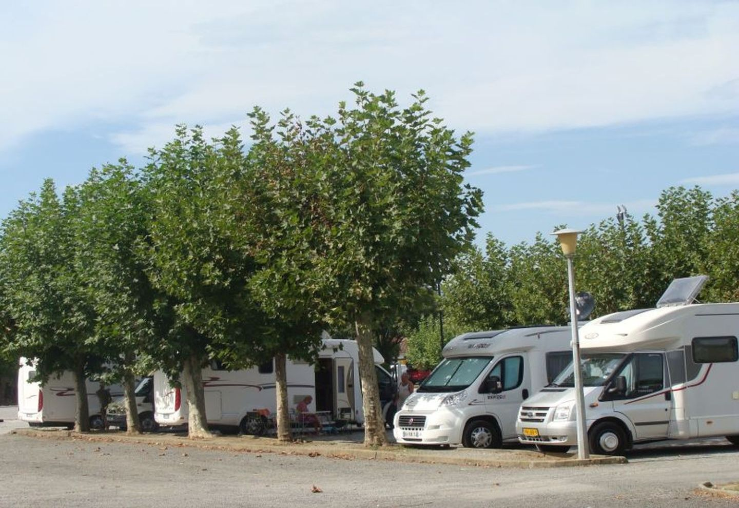 Aire de camping cars de saint jean pied de port saint - Places to stay in st jean pied de port ...