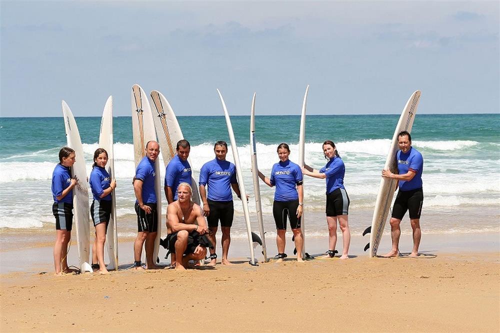 Biarritz Surf Océan à BIARRITZ