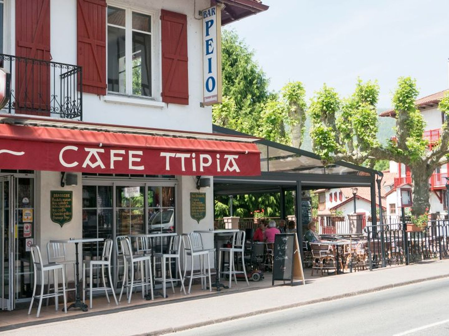caf 233 ttipia 224 jean pied de port 64 restaurants
