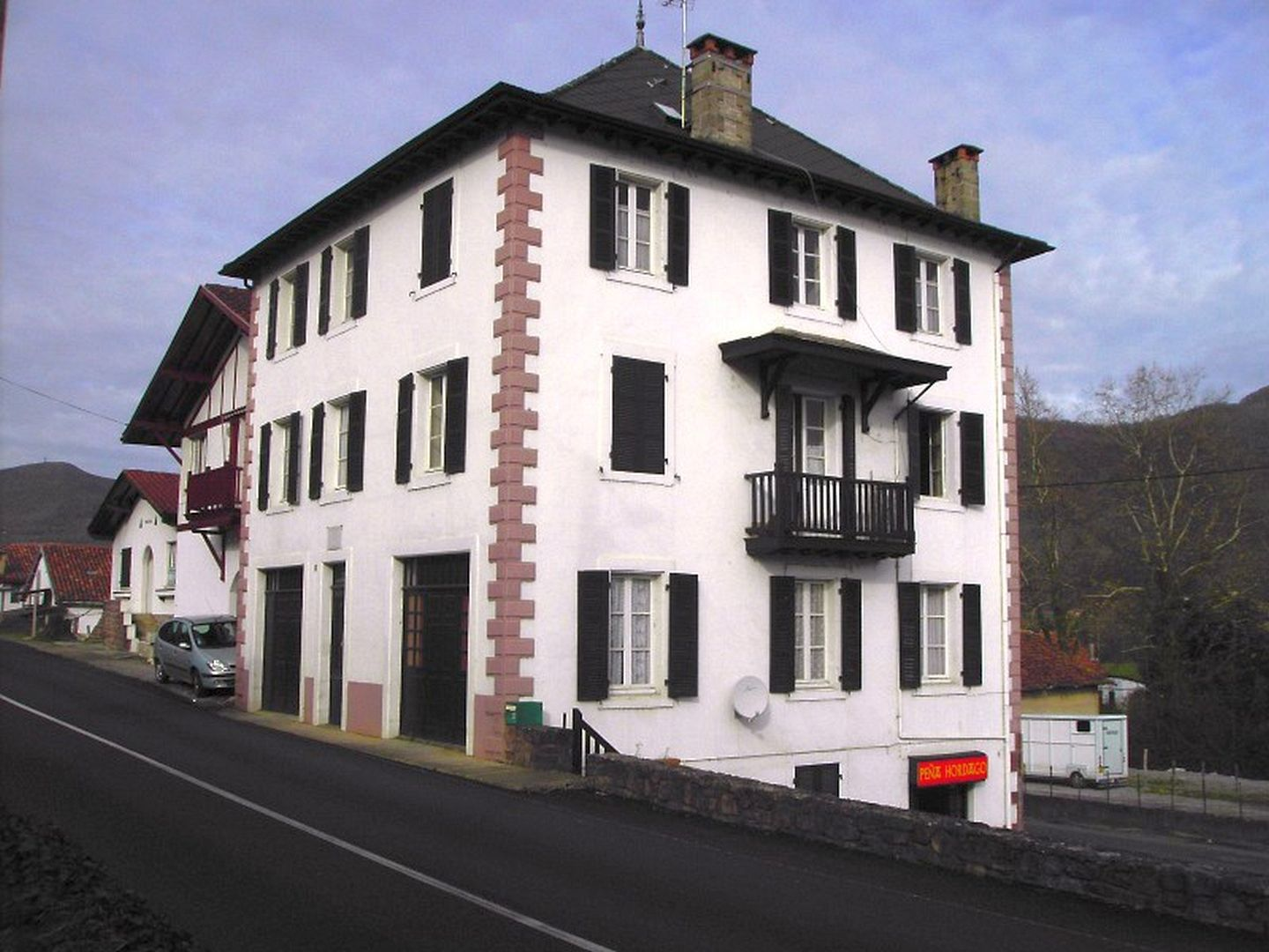 G te compostella saint jean pied de port 64 h bergements - Places to stay in st jean pied de port ...
