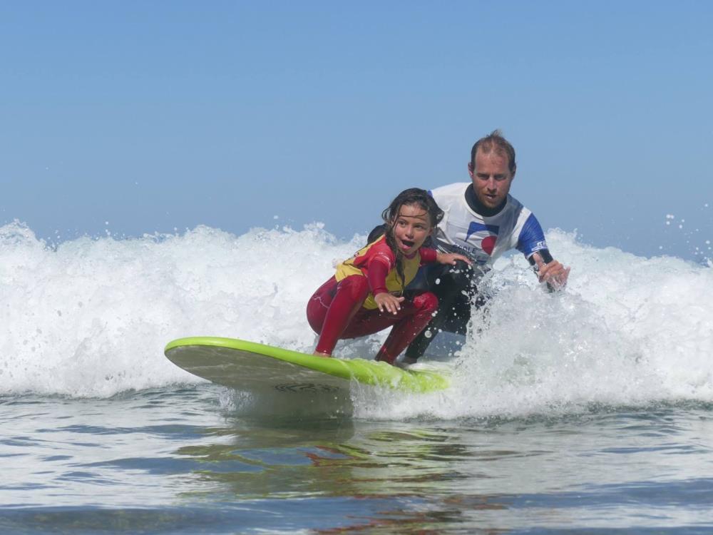 Experience Surf School  à BIDART