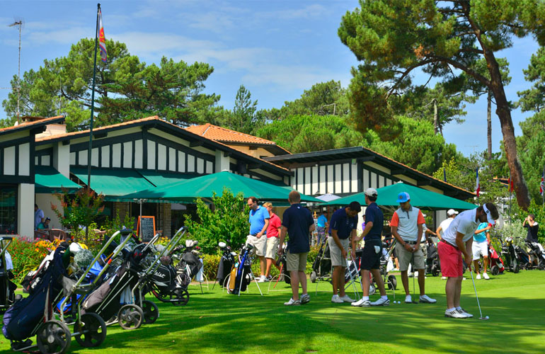 Golf Club Hossegor in SOORTS-HOSSEGOR