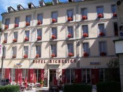 Hôtel Le Richelieu / Gourette, station de ski dans les Pyrénées-Atlantiques