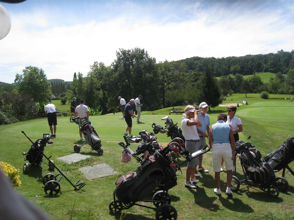 Golf Club de Salies de Béarn in SALIES-DE-BEARN
