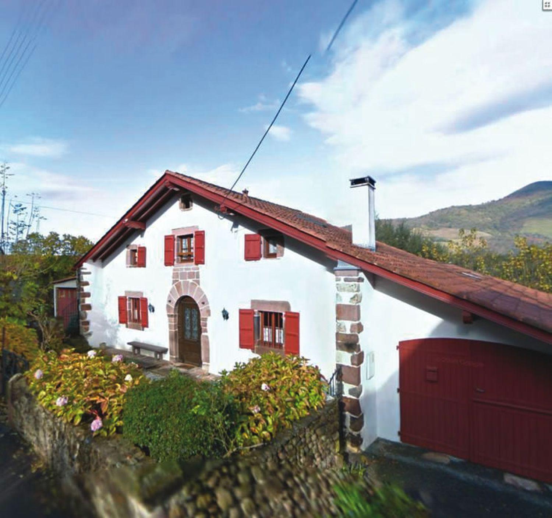 Maison aguirre saint jean pied de port 64 h bergements - Location vacances st jean pied de port ...