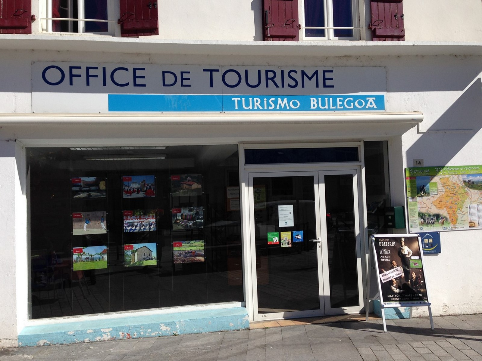office de tourisme 64120 saint palais