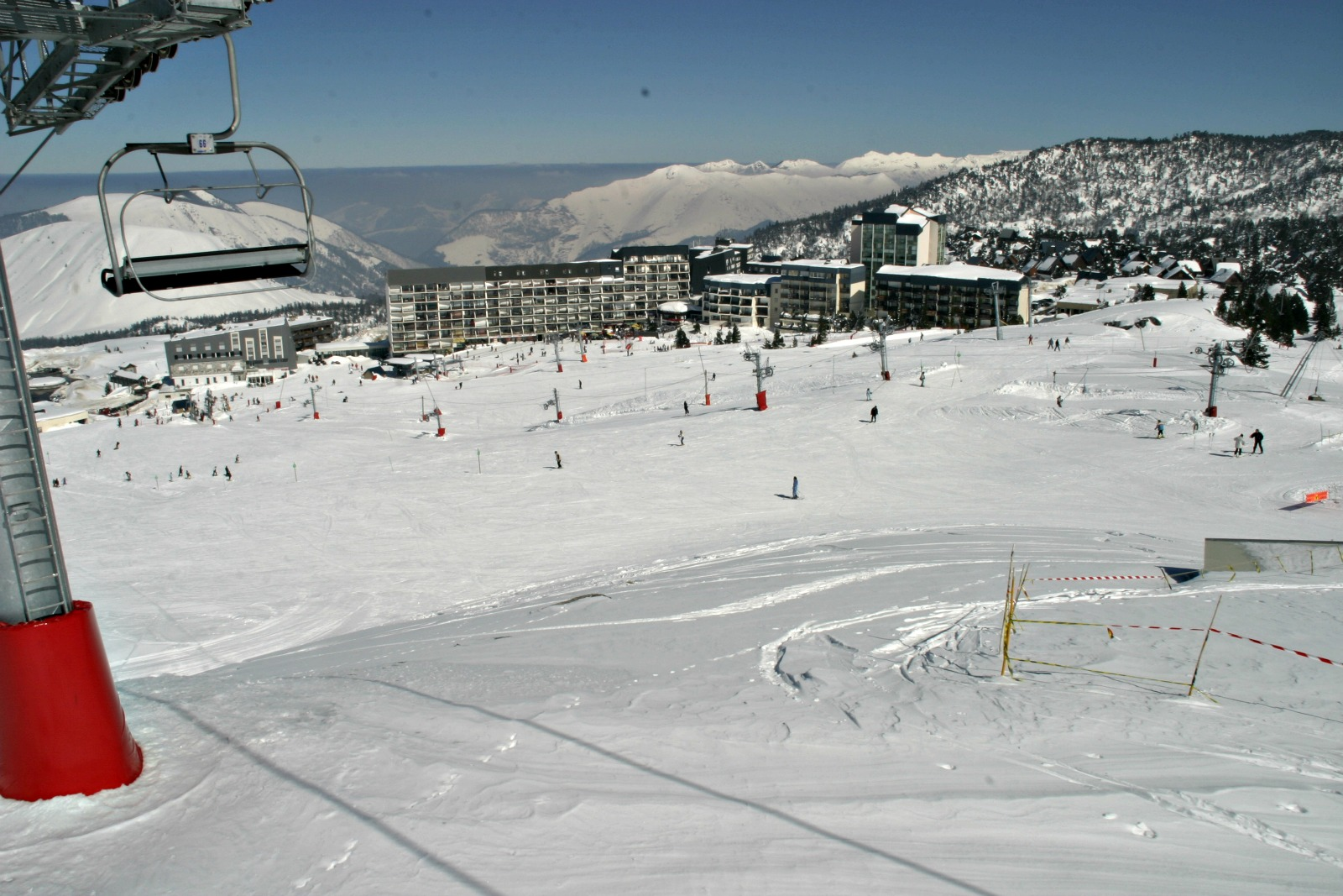 Station de ski la pierre saint martin n 39 py - Office de tourisme la pierre saint martin ...
