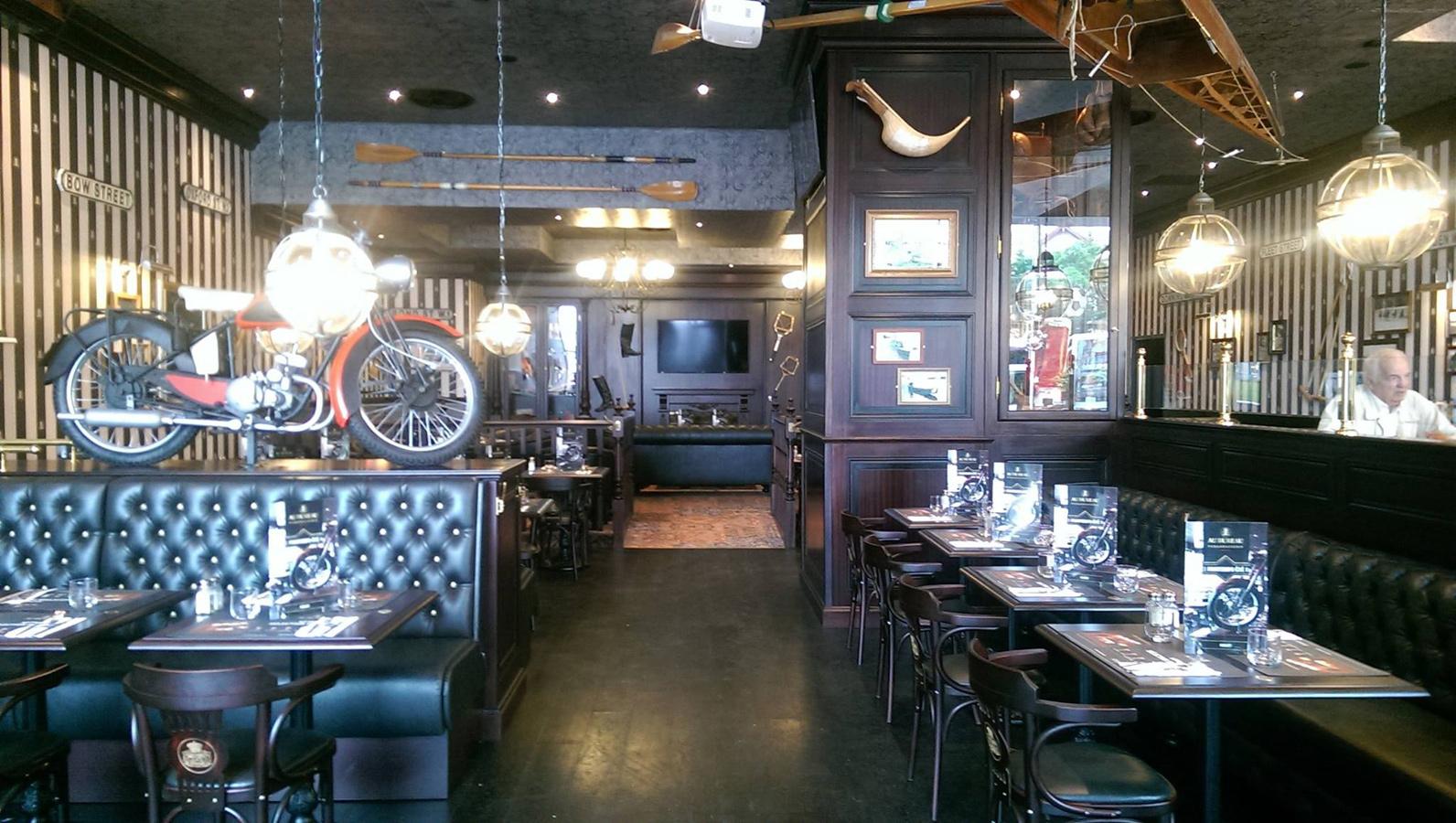Au bureau à anglet 64 restaurants