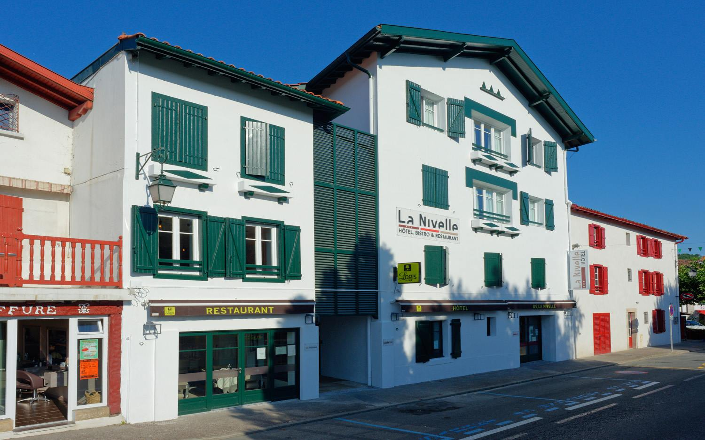Hotel Restaurant Bistro La Nivelle