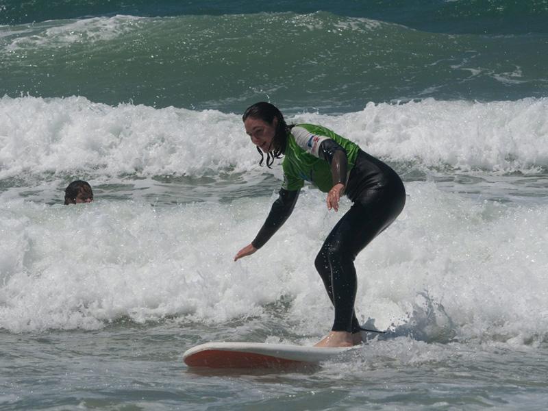 École de surf le Club de la Glisse à ANGLET