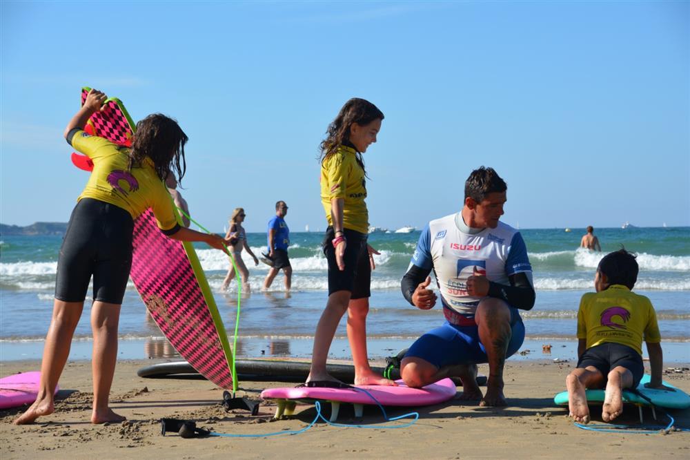 Surf Division à HENDAYE