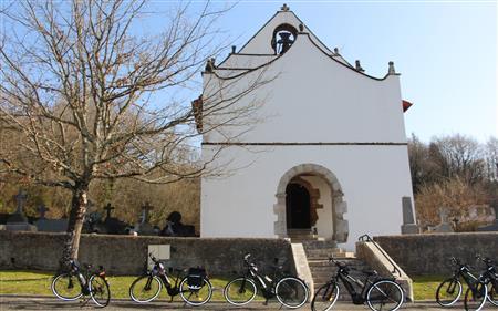 Balade culturelle : les villages à vélo électrique