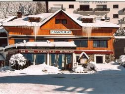 Hôtel Amoulat / Gourette, station de ski dans les Pyrénées-Atlantiques