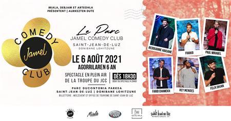 Le Parc du Jamel Comedy Club