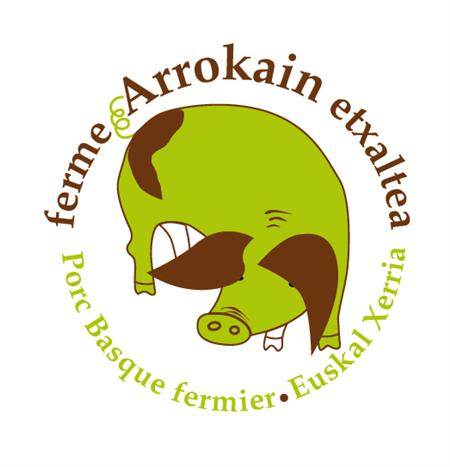 Visite de la ferme Arrokain - élevage de porc basque