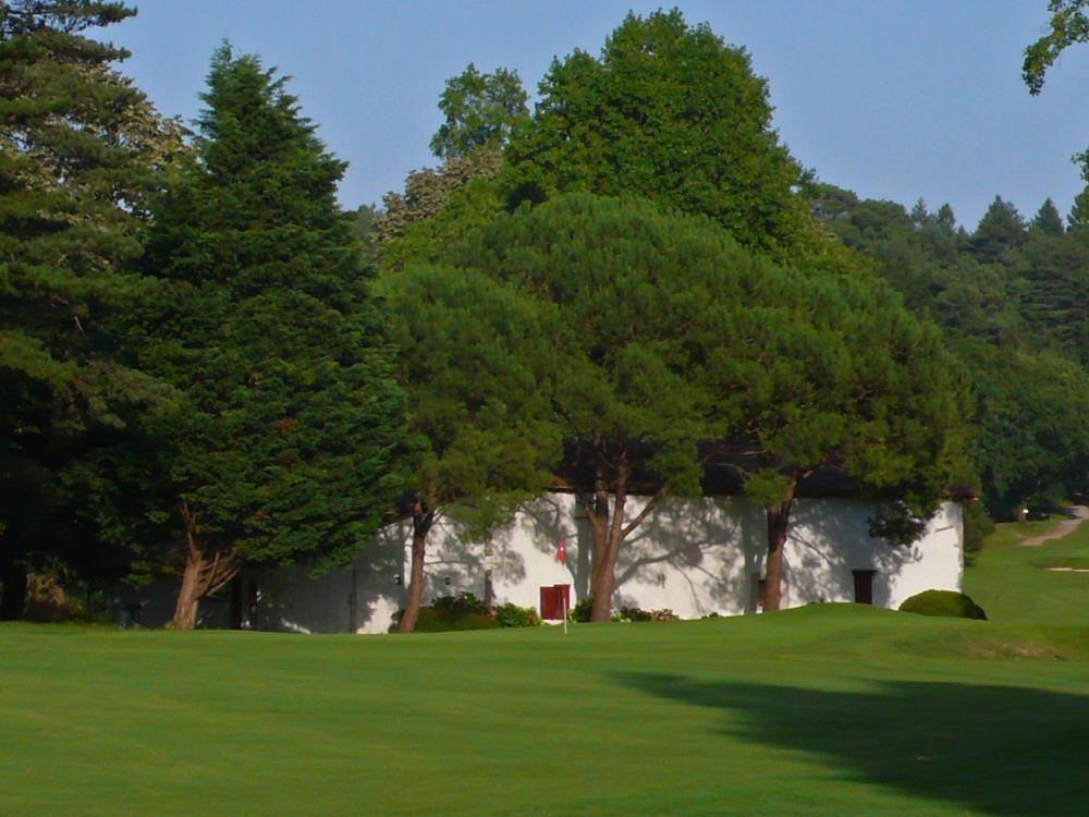 Golf de Chantaco à SAINT-JEAN-DE-LUZ