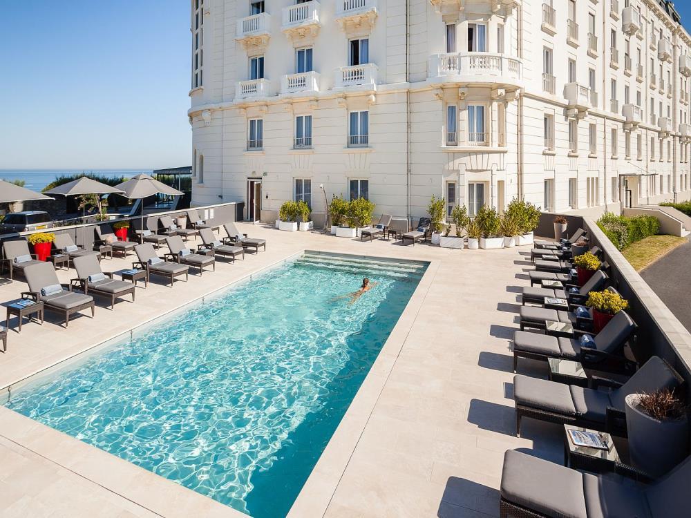 Le Regina Biarritz Hôtel & Spa MGallery by Sofitel in BIARRITZ