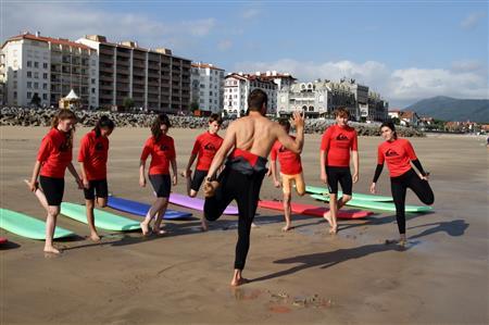 École de surf Txingudi
