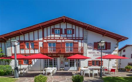 Restaurant Ithurria