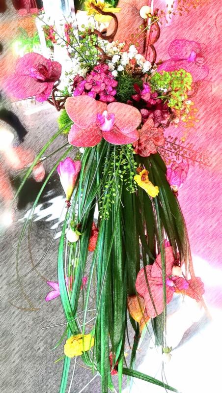 atelier la o la fleuriste hendaye