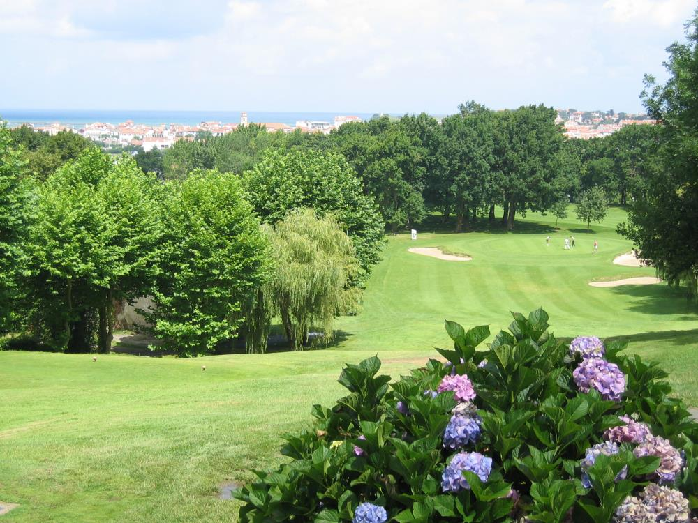 Golf de la Nivelle in CIBOURE